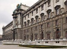 Hofburg Palace,Vienna, Austria,Europe Stock Image