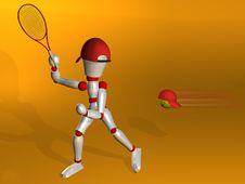 Free Tenis Royalty Free Stock Photo - 19529165