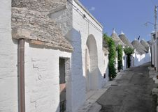 Free Trulli Alberabello Stock Photography - 19529242