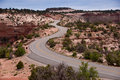 Free Road 211 To Canyonlands Stock Image - 19533321