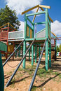 Free Colorful Of Playground Royalty Free Stock Photo - 19534095