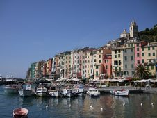 Free Calata Doria, Portovenere Royalty Free Stock Photography - 19530707