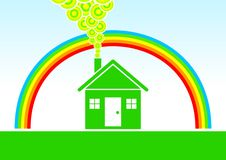 Free Eco House Stock Photos - 19530973