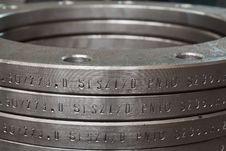 Metalwork Stock Image