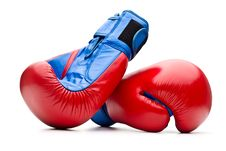 Free Boxing Gloves Stock Image - 19532691