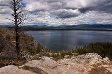 Free Jenny Lake In Grand Teton National Park Stock Photo - 19533280