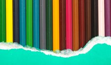 Free Color Pencils Royalty Free Stock Images - 19533339