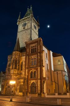 Prague S Astronomical Clock Royalty Free Stock Photography