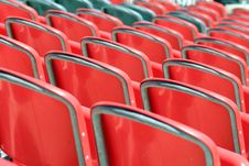 Free Stadium Seats Stock Photo - 19534080