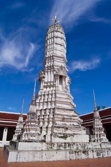 Free White Pagoda Stock Photos - 19534103