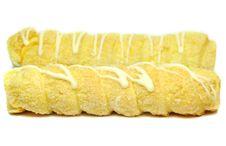 Free Cream Horn Crisp Bread Royalty Free Stock Photography - 19534927
