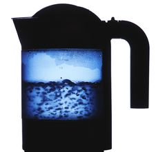Free The Kettle With Boil Water Stock Images - 19535154