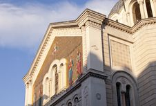 Free St. Spiridione Cathedral Royalty Free Stock Image - 19535856