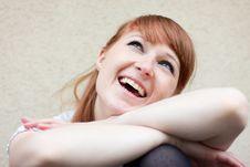 Free Beautiful Smiling Woman Stock Photo - 19536930