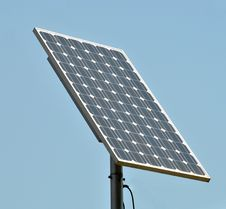 Free Solar Panel Royalty Free Stock Photos - 19537078