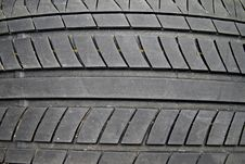 Free Car Tire Royalty Free Stock Photography - 19537337