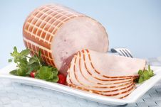 Free Ham Stock Photography - 19538112