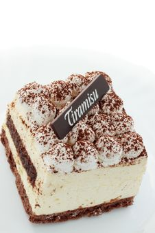 Free Tasty Tiramisu Stock Photo - 19538580