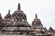 Free Borobudur Temple Stock Image - 19538901