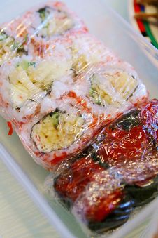Free Sushi Royalty Free Stock Images - 19538949
