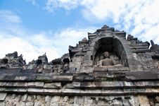 Free Borobudur Temple Stock Photo - 19538990