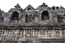 Free Borobudur Temple Royalty Free Stock Photo - 19539105