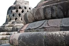 Free Borobudur Temple Stock Photography - 19539312