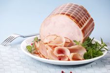 Free Ham Royalty Free Stock Image - 19539476