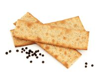 Free Salt And Pepper Crackers Stock Photos - 19539753