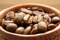 Free Coffee Grains In A Bowl Royalty Free Stock Photos - 19540358
