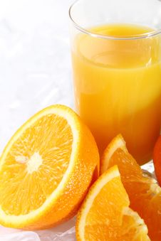 Free Fresh Orange Juice Stock Images - 19540134