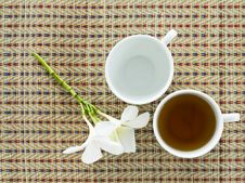 Free Aromatic Tea Royalty Free Stock Images - 19540249