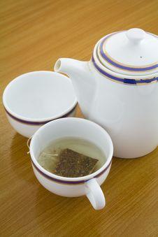 Free Tea Set Stock Photo - 19540280