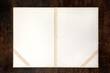 Free Empty Folder For Diploma Stock Images - 19540334