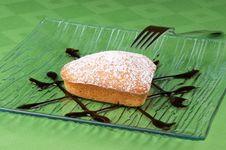 Free Small Heart-shaped Cake Royalty Free Stock Photo - 19540895
