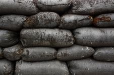 Free Sand Bag Royalty Free Stock Photography - 19541117