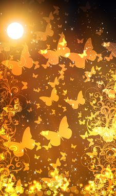 Free Butterfly Royalty Free Stock Images - 19541759