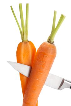 Free Fresh Young Carrot Stock Image - 19541791