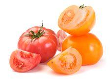 Free Fresh Big Tomato Stock Photography - 19541792
