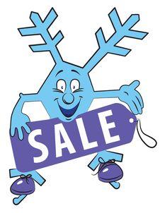 Free Winter Sale Stock Photo - 19542430