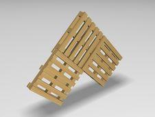 Free Wooden Crates Stock Photos - 19543043