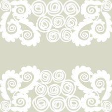 Free Ornate  Postcard Royalty Free Stock Images - 19543389