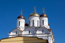 Free Nativity Church Of Pafnutiyev Monastery Stock Image - 19543711