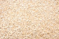 Free Seeds  Oat Flakes Stock Photos - 19543913