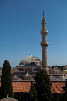 Free Sulleyman Mosque Royalty Free Stock Photography - 19544427