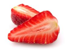 Free Strawberry Lobes Royalty Free Stock Images - 19544479