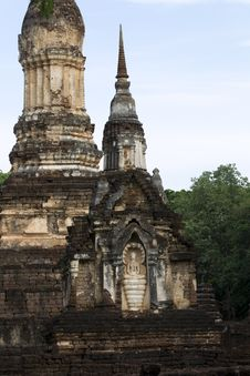 Free Stupa Royalty Free Stock Photos - 19544848