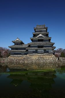 Matsumoto Castle Stock Photography