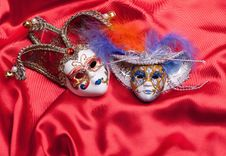 Free Venetian Mask Royalty Free Stock Images - 19547409