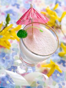 Free Milkshake Royalty Free Stock Image - 19547766